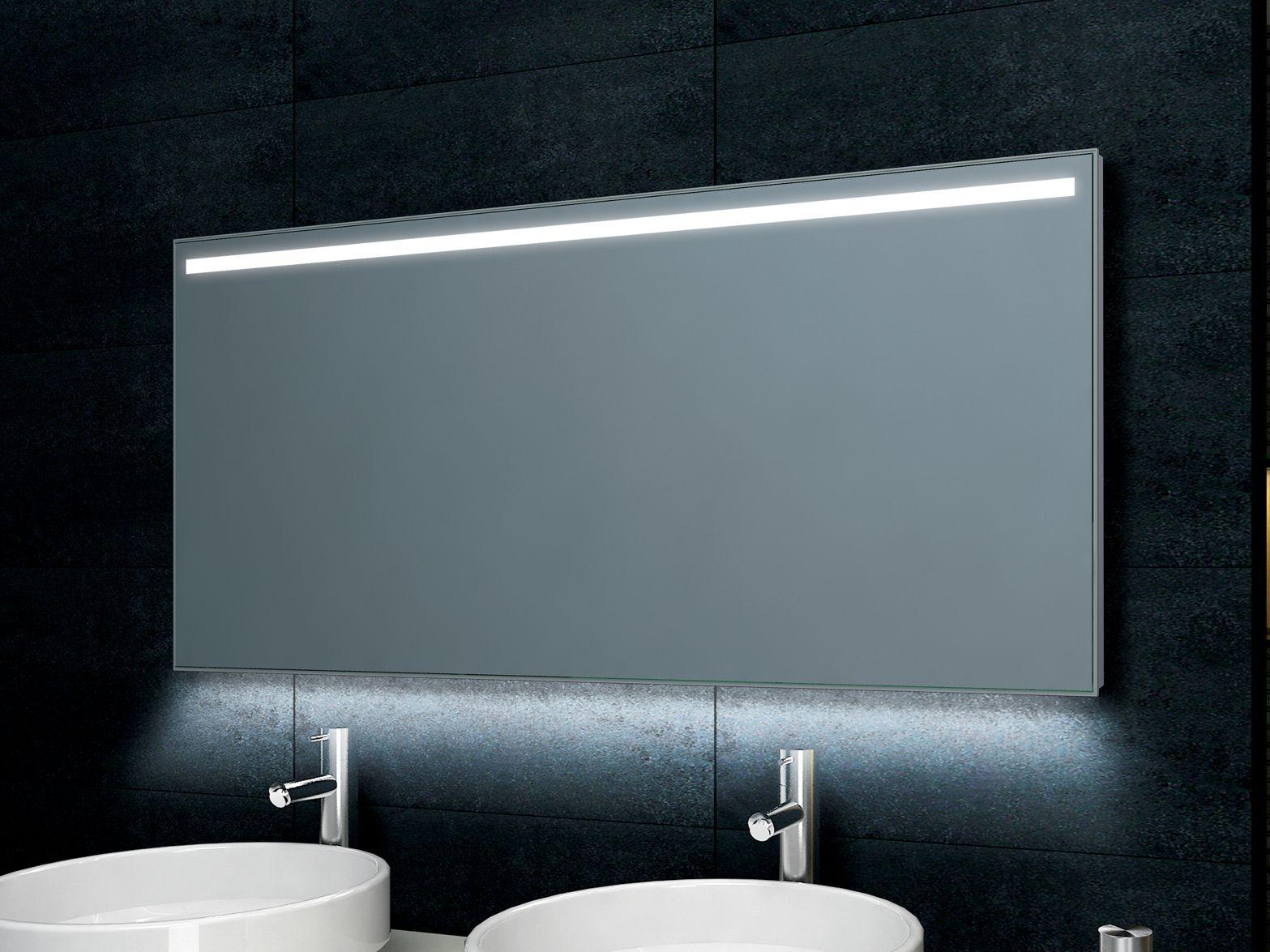 Badkamer spiegelkast met verlichting en stopcontact: spiegelkasten ...