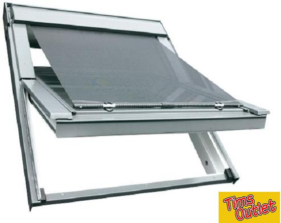 contrio buitenzonwering mur4 screen voor velux dakramen sk06 s06 606 4 sk08 s08 www. Black Bedroom Furniture Sets. Home Design Ideas